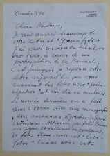 HANS STAUDACHER ABSTRACT WORKS AUSTRIA / AUTHENTIQUE CORRESPONDANCE FRANCE 1975