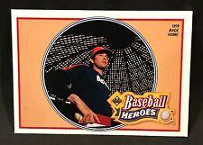 1991 UPPER DECK BASEBALL HEROES NOLAN RYAN 1979 BACK HOME CARD #13 NMT/MT-MINT
