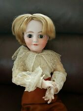 French Character Poulbot Type Bisque Head Doll Rare and Wonderful