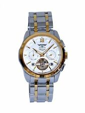 Zorex Men's Automatic Mechanical Watch Sapphire-glass stainless steel Water Pro