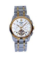 Zorex Men's Automatic Mechanical Watch Sapphire-glass stainless steel Water Pro