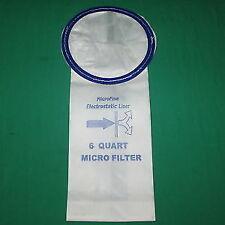 Proteam Raven Oreck 6 Quart Backpack Micro Allergen Bag 100431 [60 Bags]
