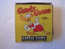 Vintage Antique Gandy Goose 16mm Castle Films Film Somewhere In Egypt Cartoon