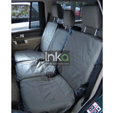 Land Rover Discovery 4 Rear Inka Tailored Waterproof Seat Covers Grey MY09-16