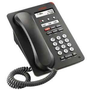 NEW Avaya 1603 IP Phone (Black)