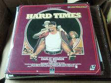 Hard Times Laserdisc LD