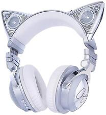 Limited Edition Ariana Grande Wireless Bluetooth Cat Ear Headphones w/ Tracking