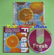 CD FRESH compilation PROMO 1998 CATATONIA CORNERSHOP THEAUDIENCE (C24) no mc lp