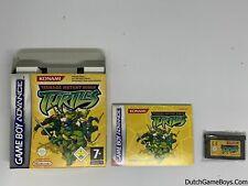 Teenage Mutant Ninja Turtles - Nintendo Gameboy Advance - GBA
