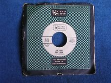 Gene Thomas/Baby's Gone-Stand By Love/WLP/United Artists UA 640/EX+ to MINT-