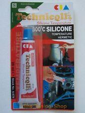 1 X Azul Ht Alta Temperatura 20ml Sellador Adhesivo de silicona resistente al calor 300'C