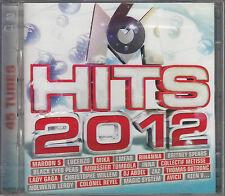 DOUBLE CD ALBUM / M6 HITS 2012 / NEUF, SCELLE