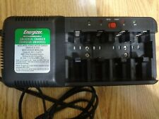 Energizer Rechargeable Universal NiMh-Nicd Battery Charger Chm4Fc