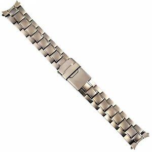 TITANIUM multi-fitting watch bracelet 20 mm
