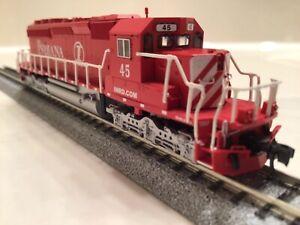 Intermountain Indiana Railroad SD40-2 69370-03 #45 I.R. SD-40 45 IR N scale