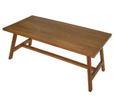 KMH® Couchtisch 120 x 60 cm Wohnzimmertisch Coffeetable Beistelltisch Tisch Holz