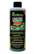 XL Nanolube Engine Oil Additive and Synthetic Oil Treatment, 8 oz