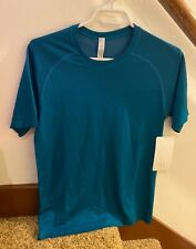 Nwt Lululemon Metal Vent Tech Short Sleeve Shirt Cpri/Cpri Sz S Small