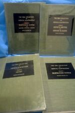 CIBA Netter Books Medical Illustrations - Heart, Urinary, Endocrine, Respiratory