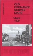 OLD ORDNANCE SURVEY MAP CHARD 1929