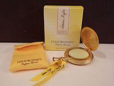 LESLIE BLODGETT GOLDEN LIGHT SOLID PERFUME 0.07 OZ NEW IN SEALED BOX