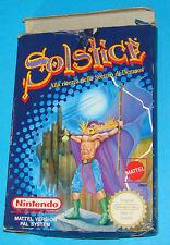 Solstice - Nintendo Nintendo NES - PAL