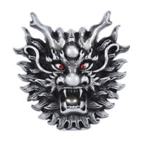 Mens Dragon Animal Metal Alloy Cowboy Cowgirl Fashion Punk Belt Buckle  jiT LFIT