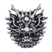 Mens Dragon Animal Metal Alloy Cowboy Cowgirl Fashion Punk Belt Buckle  jiT LFIT