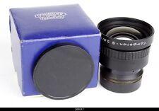 Lens Schneider Componon S 5.6/180mm Schneider C Claron 9/210mm