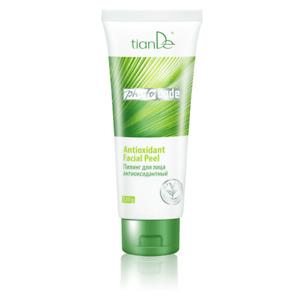 Tiande Phyto Green Cosmetics Anti-oxidant Facial Face Gentle Gel Exfoliant 120g