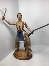 1/6 SIDESHOW SIOUX CHIEF CRAZY HORSE TOMAHAWK KNIFE HENRY RIFLE DRAGON BBI DID
