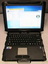 "GETAC V100 12.1"" TOUCH RUGGED NOTEBOOK, I7-640U,500GB HDD,4GB,WIFI,WIN7P - NICE"