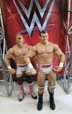 WWE MATTEL SERIES DH SMITH TYSON KIDD HART DYNASTY BATTLE PACK FIGURES