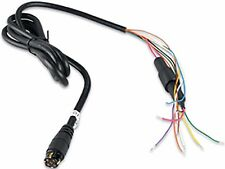 Garmin 010-10513-00 Power Data Cable Bare-wire/Hardwire for GPSMAP 276C 376C 396