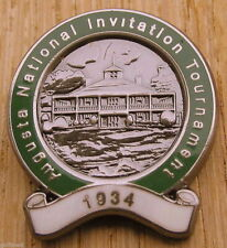 1934 Enamel Golf ball marker commemorating the inaugural (first ever ) Masters