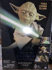 Star Wars Legendary Jedi Master Yoda Collector Box Edition *New *Sealed