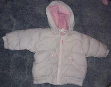 H&M Mädchen Winter Jacke rosa Grösse 74