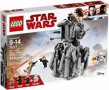 LEGO 75177 Star Wars First Order Heavy Scout Walker - BRAND NEW SEALED