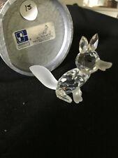 swarovski crystal figurines
