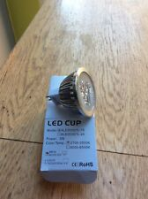 led mr16 2700-3500k AC/DC12V colour warm X 100