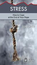 Stress Minibook (Hope for the Heart, June Hunt) by June Hunt