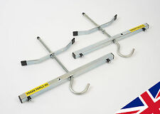 UNIVERSAL LADDER ROOF RACK CLAMPS - HEAVY DUTY - MADE IN THE UK