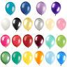 20/50/100 PCS Geburtstag Hochzeit Baby Taufe Party DIY Perle Latex Luftballons