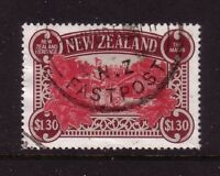 NEW ZEALAND....  1989  $1.30 maori used