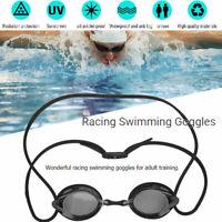 HD Anti-fog Adult Racing Competition Unisex Swimming Pool Headband Goggles