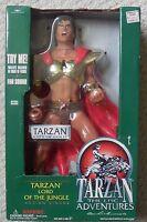 Epic Adventures Of Tarzan City Of Gold 12'' TARZAN electronic Figure Misb New