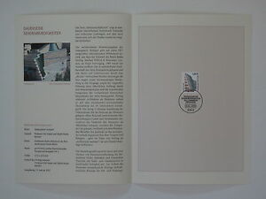 (03j10) Bund Erinnerungsblatt 2003 ESST Mi.Nr. 2313 Sehenswürdigkeiten 1,80 €