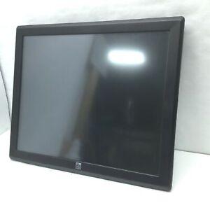 "Elo ET1915L-7CWA-1-G AccuTouch 19"" LCD Touchscreen Monitor 1280x1024 VGA VESA"