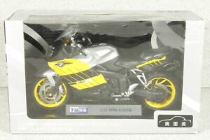 BMW Motorcycle 1:12 Scale Model K1200S Diecast & Plastic by Joy City Premium