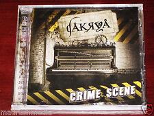 Dakrya: Crime Scene CD 2010 Sensory Laser's Edge NEW